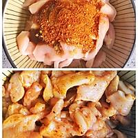孜然香辣鸡胸肉的做法图解3