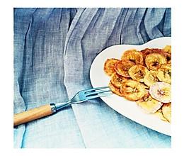 我爱布拿拿~甜滋滋烤箱香蕉片的做法