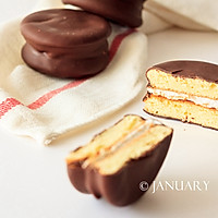 巧克力软心派的做法图解17