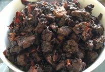 豆豉牛肉粒的做法