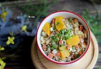 低脂健康的藜麦什锦饭的做法