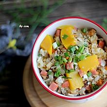 低脂健康的藜麦什锦饭