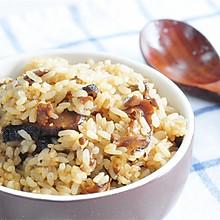 一食半刻 | 香菇油饭#金龙鱼外婆乡小榨菜籽油#