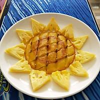 向日葵玉米饼的做法图解6
