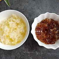 桃胶银耳汤#做道好菜,自我宠爱!#的做法图解2