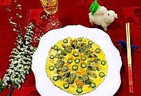 牡蛎煎蛋饼的做法