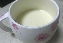 豆浆的做法