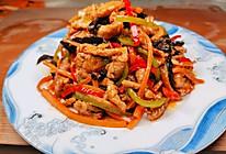 鱼香肉丝 简单家常菜的做法