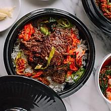 韩式烤牛肉饭 | 소고기 불고기 好吃的秘诀是酱料