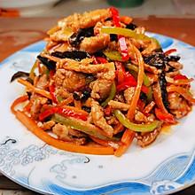 鱼香肉丝 简单家常菜