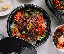 韩式烤牛肉饭 | 소고기 불고기 好吃的秘诀是酱料的做法