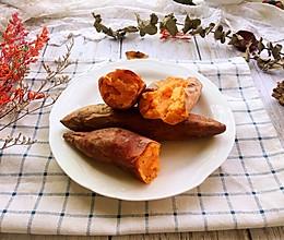 #秋天怎么吃#烤红薯的做法