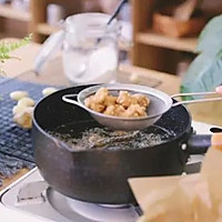 台湾经典小吃盐酥鸡,一口就酥到心里的做法图解6