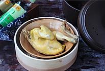 清蒸椒麻鸡#厨此之外,锦享美味#的做法