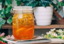【初味日记】范爷同款的百香果柠檬蜜!简单粗暴的夏日美白饮品!的做法