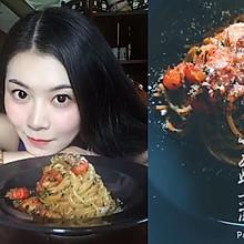 美食主编手作:一秒入魂的小龙虾意面