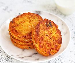 泡菜土豆饼的做法