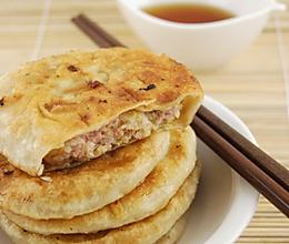 猪肉白菜馅馅饼的做法