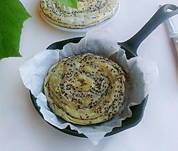 五香麻油酥卷饼的做法