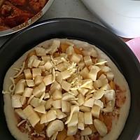 水果披萨,离你并不遥远,真的很简单!的做法图解4