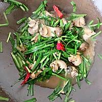 #秋天怎么吃#韭菜炒海螺肉的做法图解8