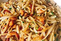 炒虾粉的做法