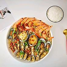 75块钱宴请宾客的硬菜【蒸】海鲜大咖