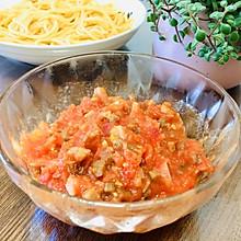 自制番茄意面酱,新鲜营养又美味