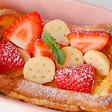 15分鐘美味早餐?荷蘭松餅