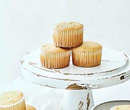无水蜂蜜杯子蛋糕的做法