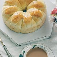 皇冠花朵面包的做法图解12