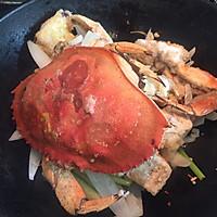 泰菜-泰式咖喱蟹建兴饭店复刻版的做法图解9