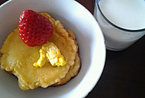 本晴家的简单早餐的做法