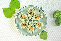 多春鱼肉松寿司的做法