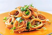 葱油鱿鱼圈 超鲜美的做法