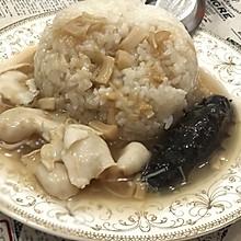 花鲛海参捞饭