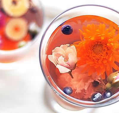 告别黄脸婆  气血茶/千日红玫瑰花茶