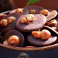 #今天吃什么#夏威夷果仁巧克力脆脆香的做法图解21
