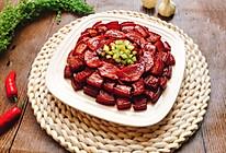 胡萝卜焖五花肉的做法