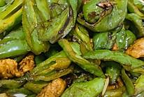 辣椒炒肉丝的做法