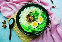 原汤牛肉面~(附清汤和卤牛肉详细做法)的做法