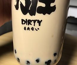 自制珍珠奶茶☕️的做法