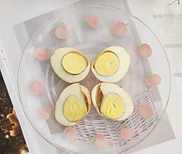 盐焗烤鸡蛋,咸香Q弹吃不够#仙女们的私藏鲜法大PK#