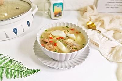 椰香粉条兔肉锅