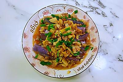 【孕妇食谱】肉末蒸茄子,多做一步,茄子鲜亮不变色,清淡不油腻