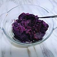 芝士紫薯球#每道菜都是一台食光机#的做法图解3