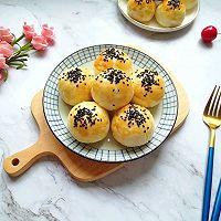 豆沙蛋黄酥#晒出你的团圆大餐#的做法图解21