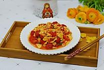 虾仁番茄炒蛋#春天肉菜这样吃#的做法