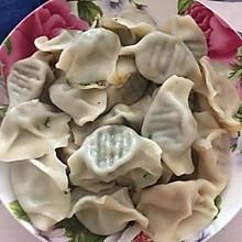 芹菜猪肉水饺,茴香猪肉水饺