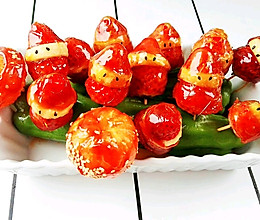 #餐桌上的春日限定#草莓糖葫芦 | 元気汀的做法